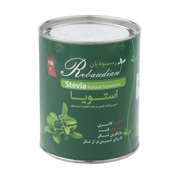 شیرین کننده طبیعی استویا ربودیان - 150 گرم