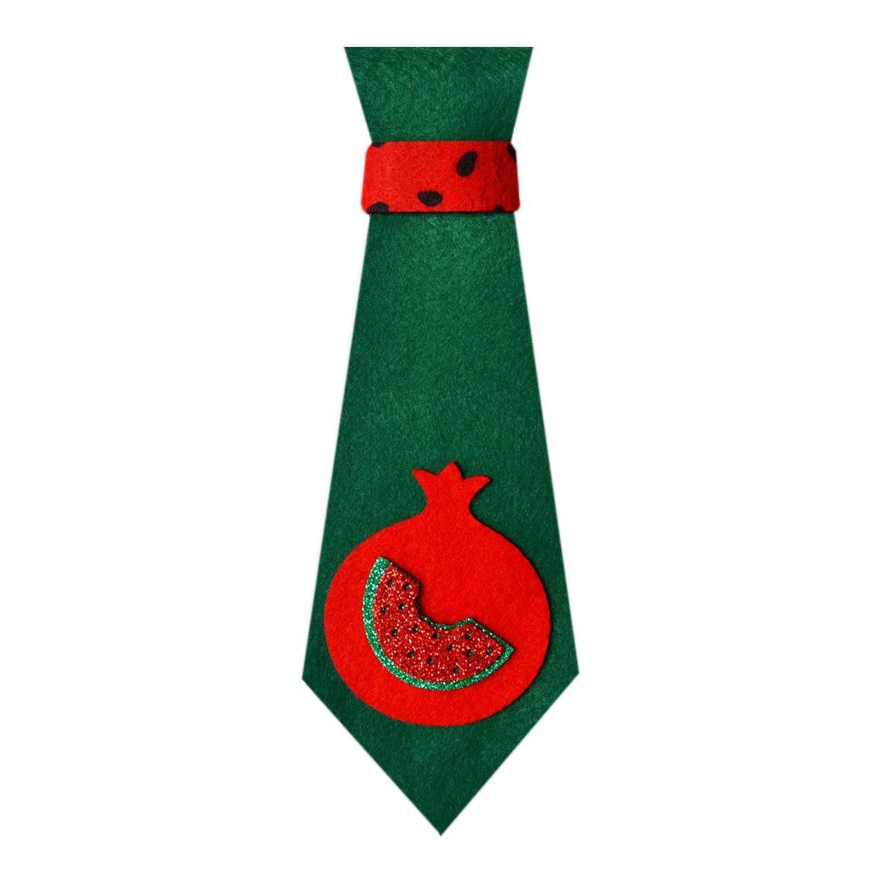 کراوات زنانه مدل یلدا کد 22
