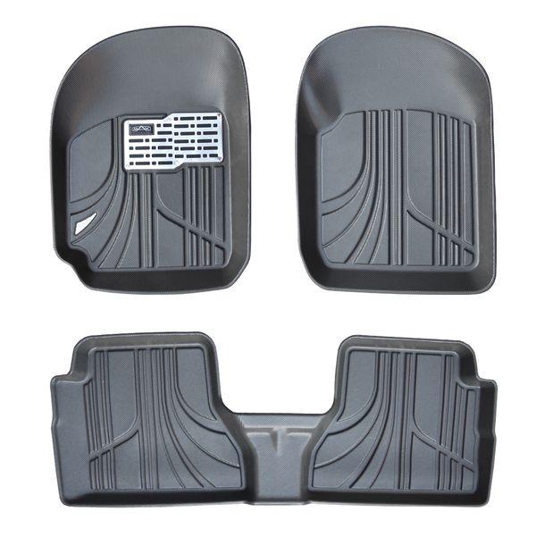 کفپوش سه بعدی خودرو مکس مدل MK00 مناسب برای پراید