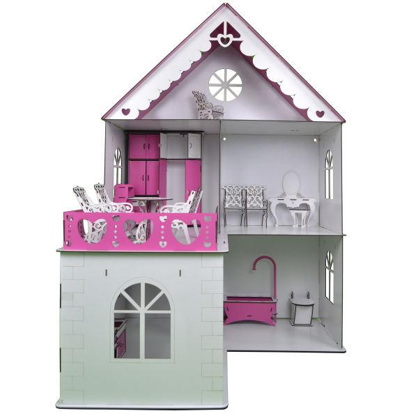 ست اسباب بازی خانه عروسک مدل 103