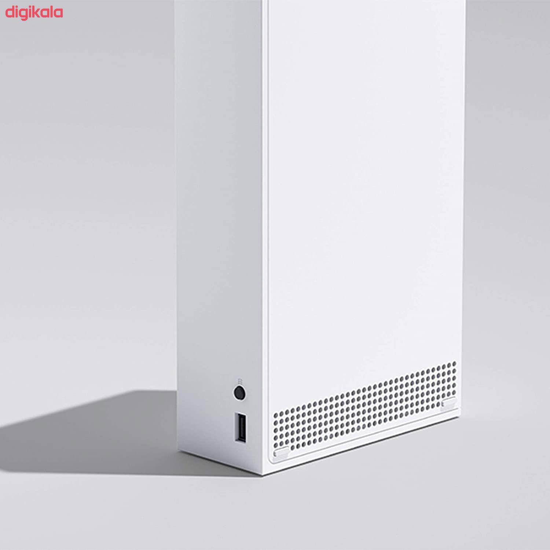 کنسول بازی مایکروسافت مدل XBOX SERIES S ظرفیت 512 گیگابایت main 1 7