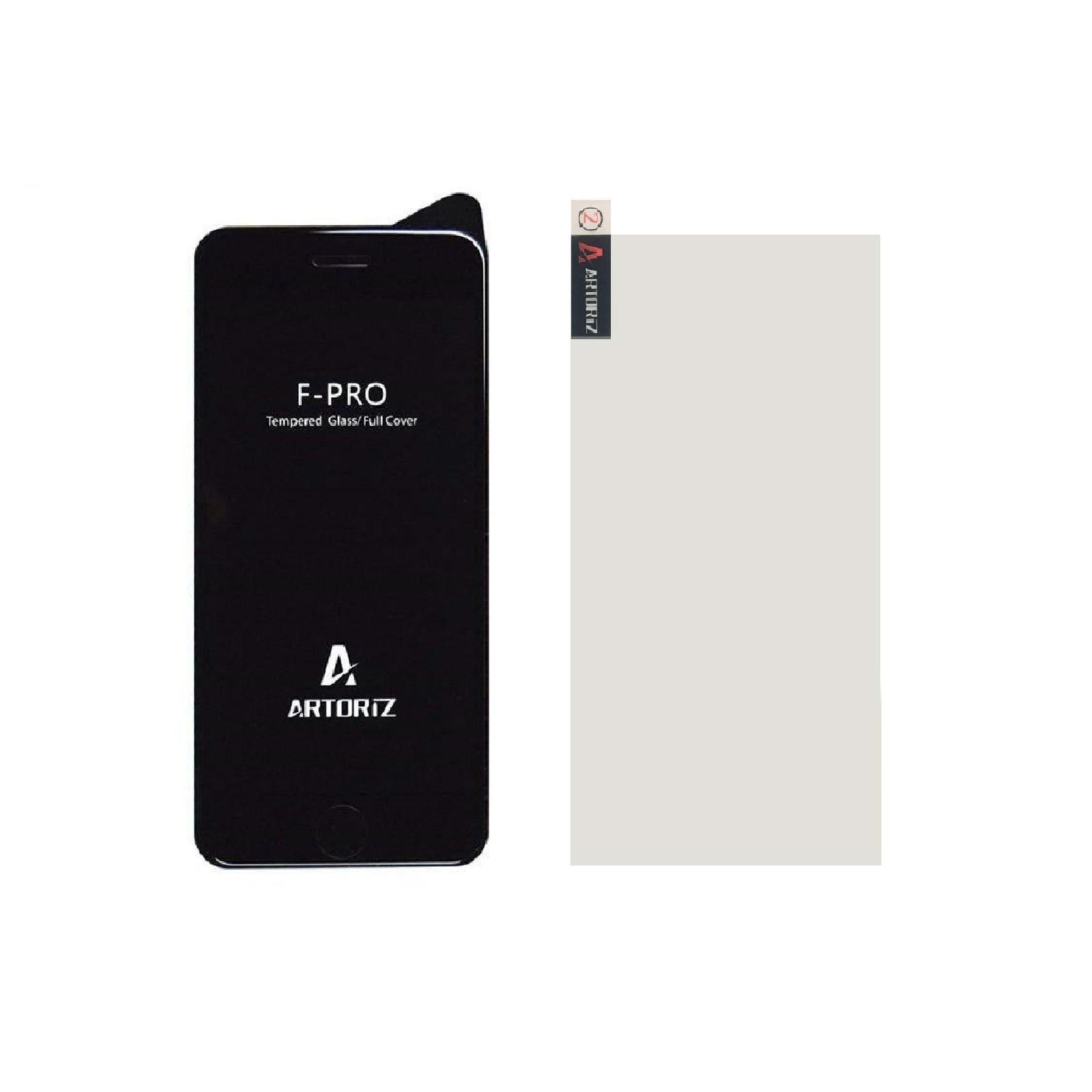 محافظ صفحه نمایش و پشت گوشی آرتوریز مدل AZ مناسب برای گوشی موبایل اپل iPhone 7/8 Plus