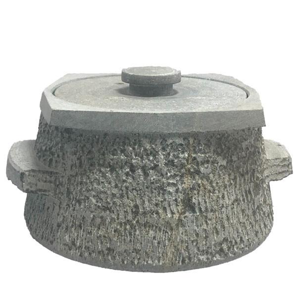 ظرف دیزی سنگی مدل تیشه ای