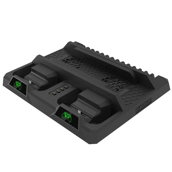 پایه خنک کننده و شارژر دسته بازی ایکس باکس دابی مدل TYX-18122
