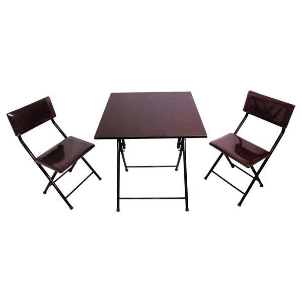 میز و صندلی سفری میزیمو مدل تاشو کد 5902