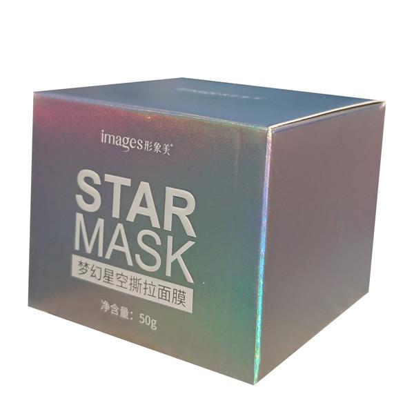 ماسک صورت ایمجز مدل ستاره ای اکلیلی حجم 50 میلی لیتر