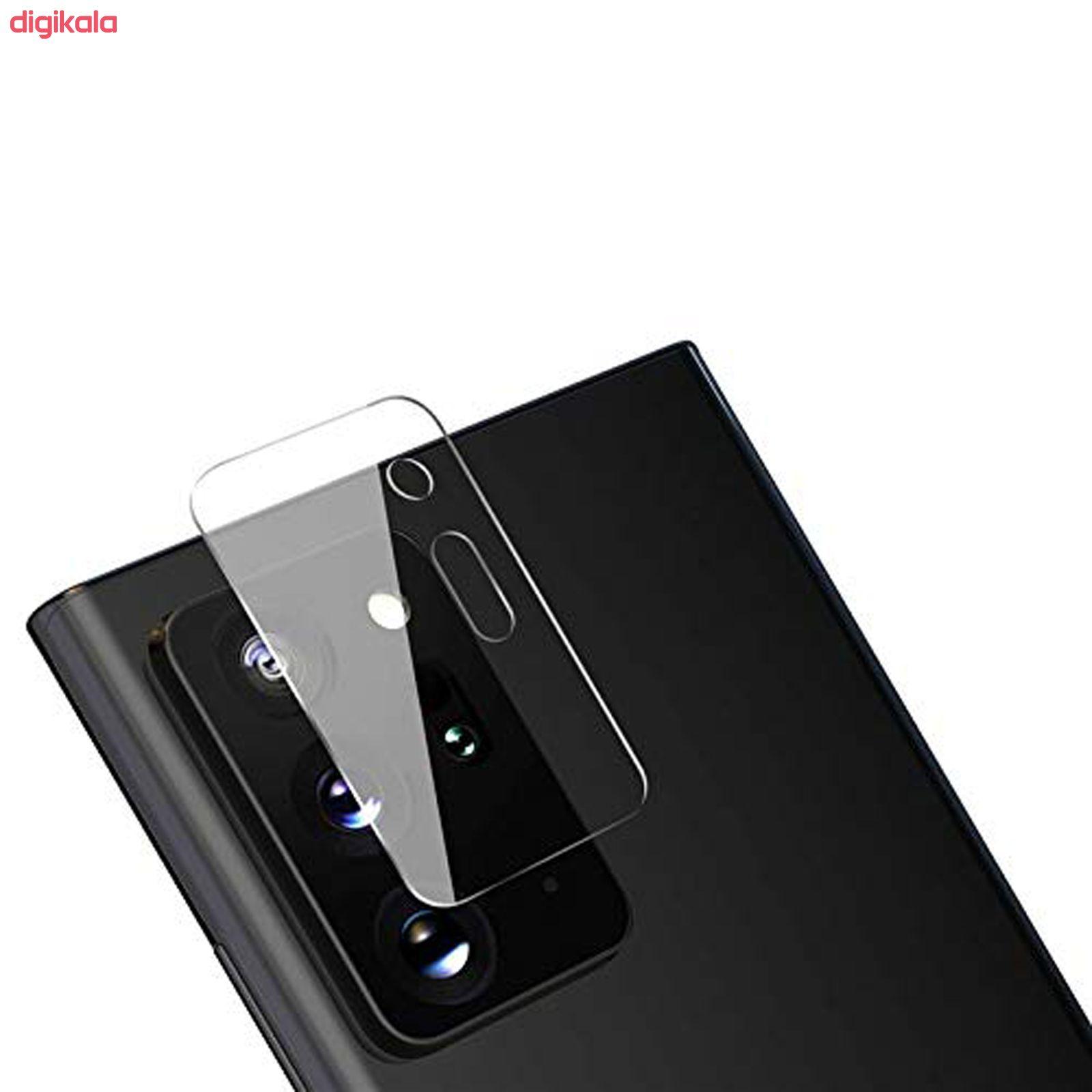 محافظ لنز دوربین سیحان مدل GLP مناسب برای گوشی موبایل سامسونگ Galaxy Note 20 Ultra main 1 1