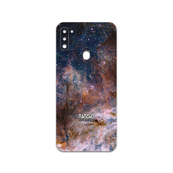 برچسب پوششی ماهوت مدل Universe-by-NASA-6 مناسب برای گوشی موبایل سامسونگ Galaxy A11