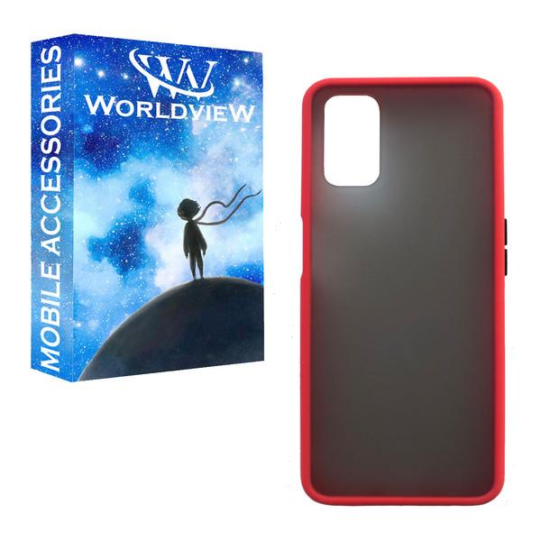 کاور وورلد ویو مدل WPC مناسب برای گوشی موبایل سامسونگ Galaxy A52