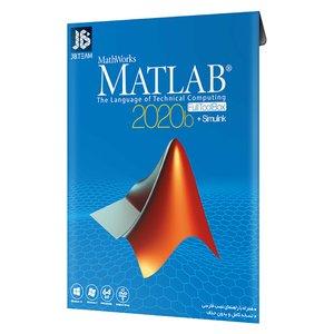 مجموعه نرم افزار Matlab 2020b + Simulink نشر جي بي تيم
