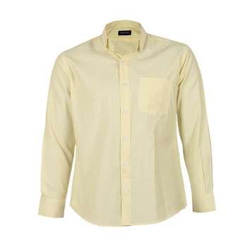 پیراهن آستین بلند مردانه ناوالس مدل NoX8020-YL