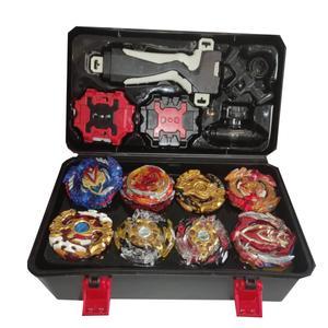 اسباب بازی مدل فرفره های انفجاری بسته 8 عددی
