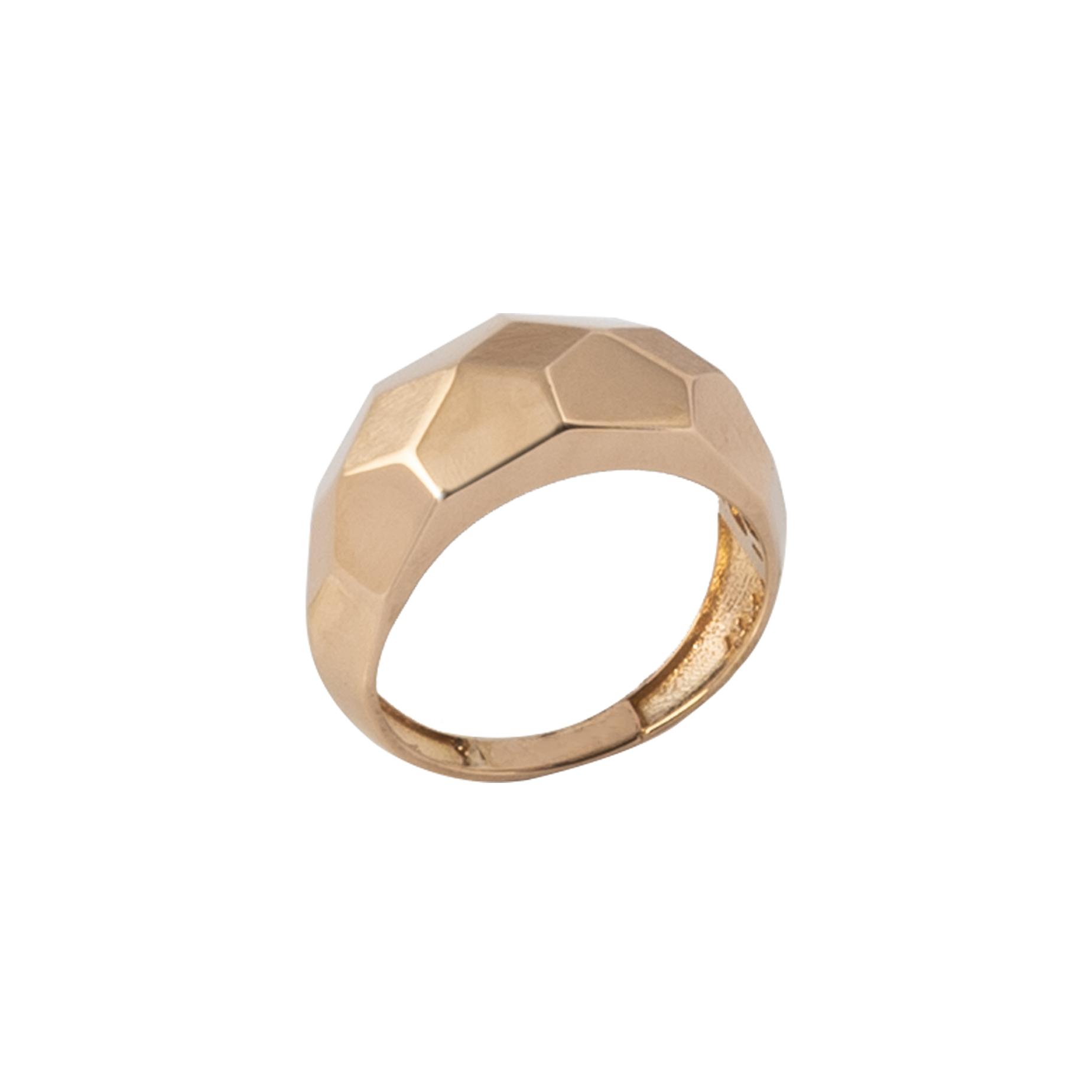 انگشتر طلا 18 عیار زنانه مدل DRC11-21d