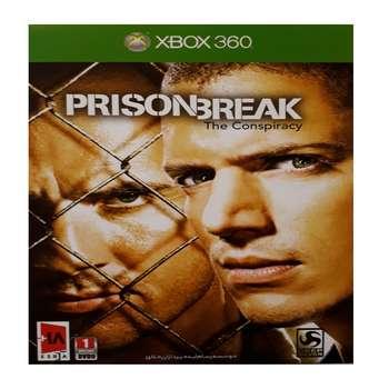 بازی prison break مخصوص xbox 360