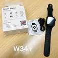 ساعت هوشمند مدل w34 plus thumb 4