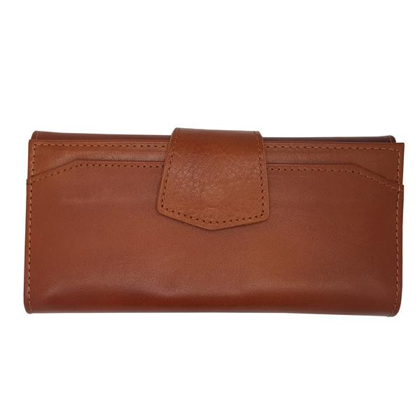 کیف پول زنانه چرم خاطره کد 315