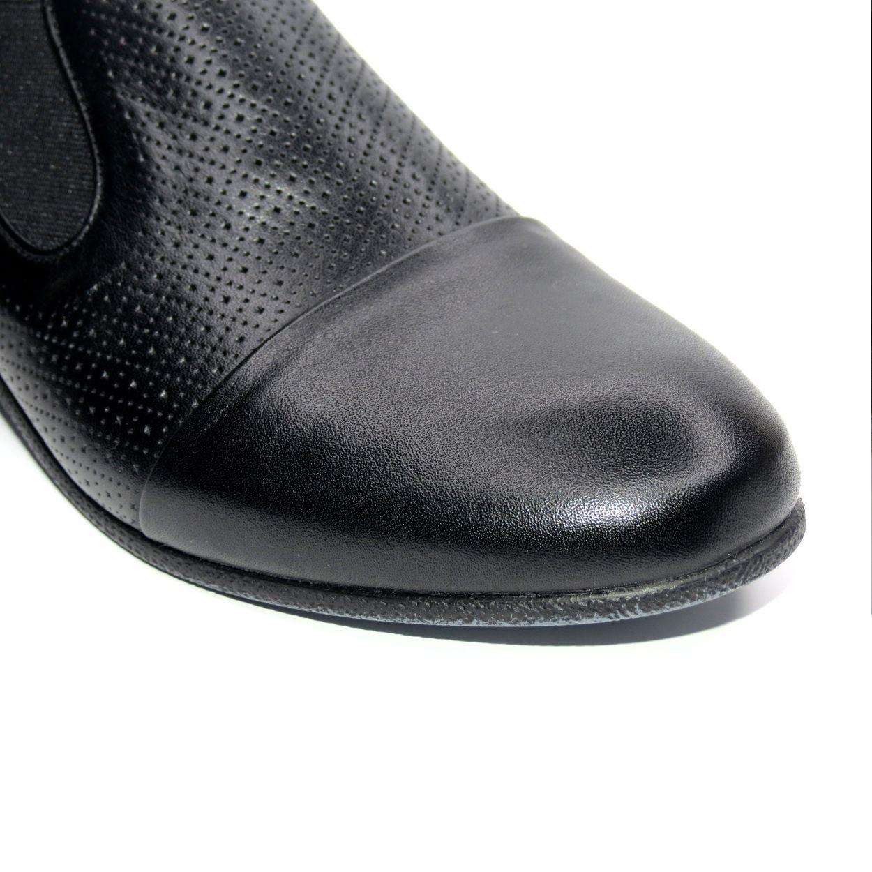 کفش زنانه آر اند دبلیو مدل 611 رنگ مشکی -  - 8