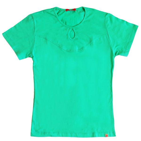 تی شرت زنانه کد 1025E