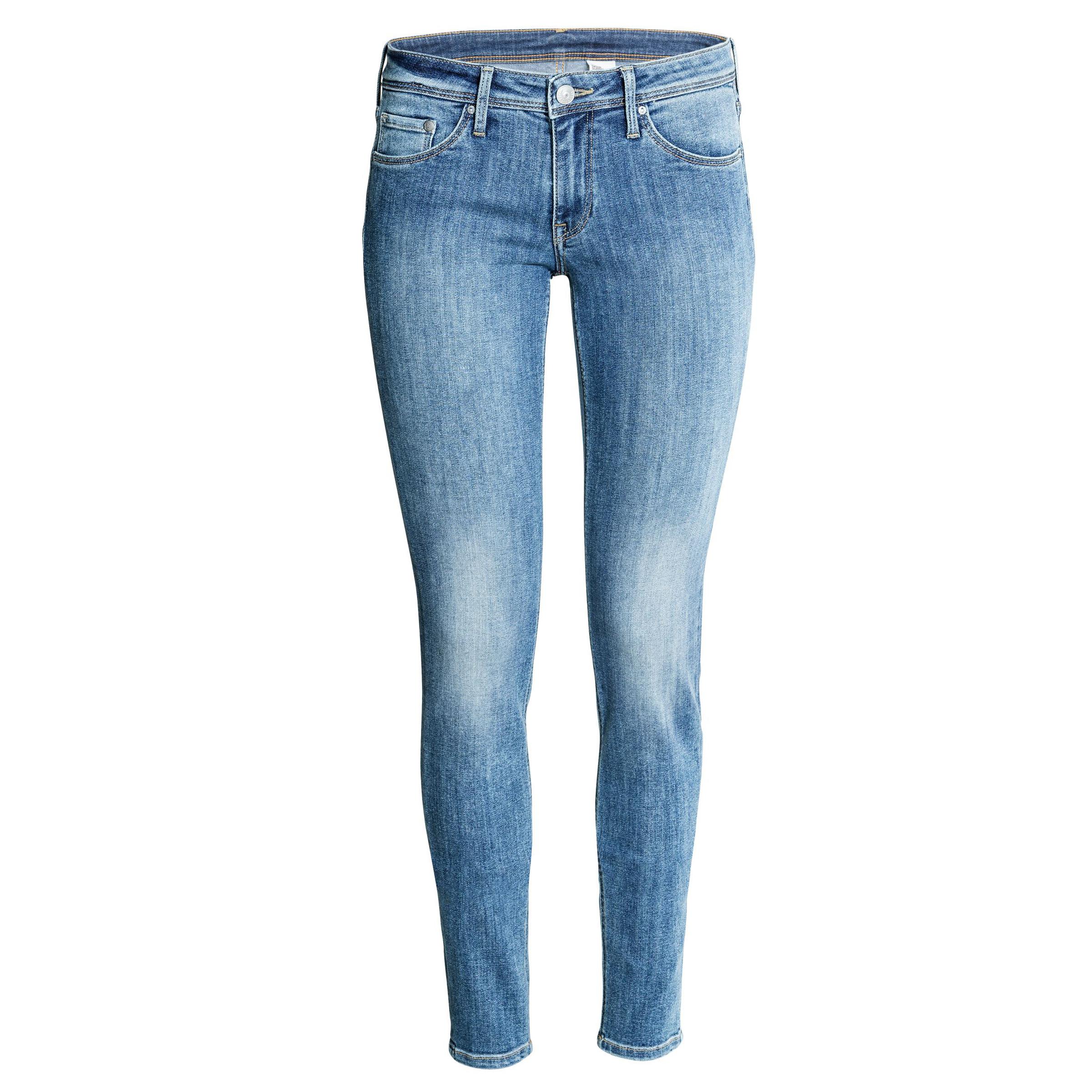 شلوار جین زنانه اچ اند ام مدل 0399087