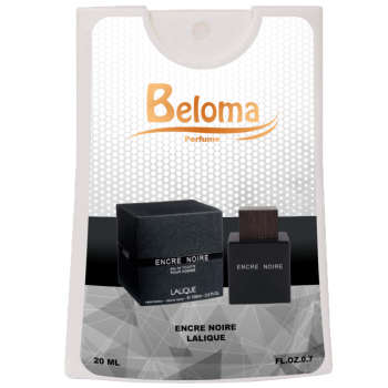 عطر جیبی مردانه بلوما مدل لالیک حجم 20 میلی لیتر