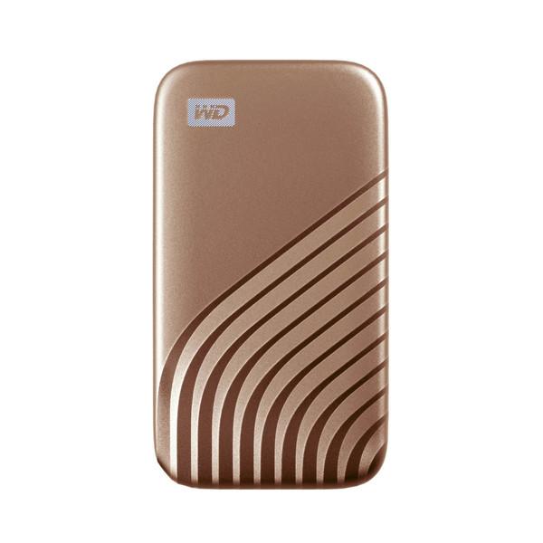 حافظه SSD اکسترنال وسترن دیجیتال مدل My Passport 2020 Edition ظرفیت 1 ترابایت