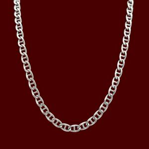 زنجیر نقره مردانه مدل VZ5475