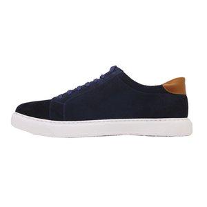 کفش روزمره مردانه چرم آرا مدل sh018 کد sor