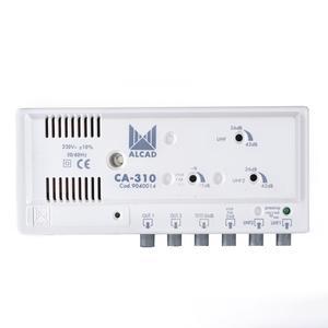آمپلی فایر آنتن مرکزی آلکد مدل ca-310