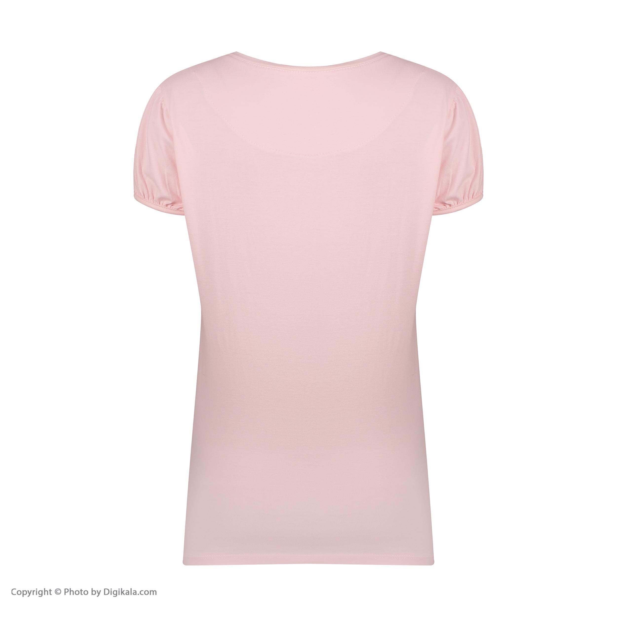 ست تی شرت و شلوار راحتی زنانه مادر مدل 2041104-84 -  - 6