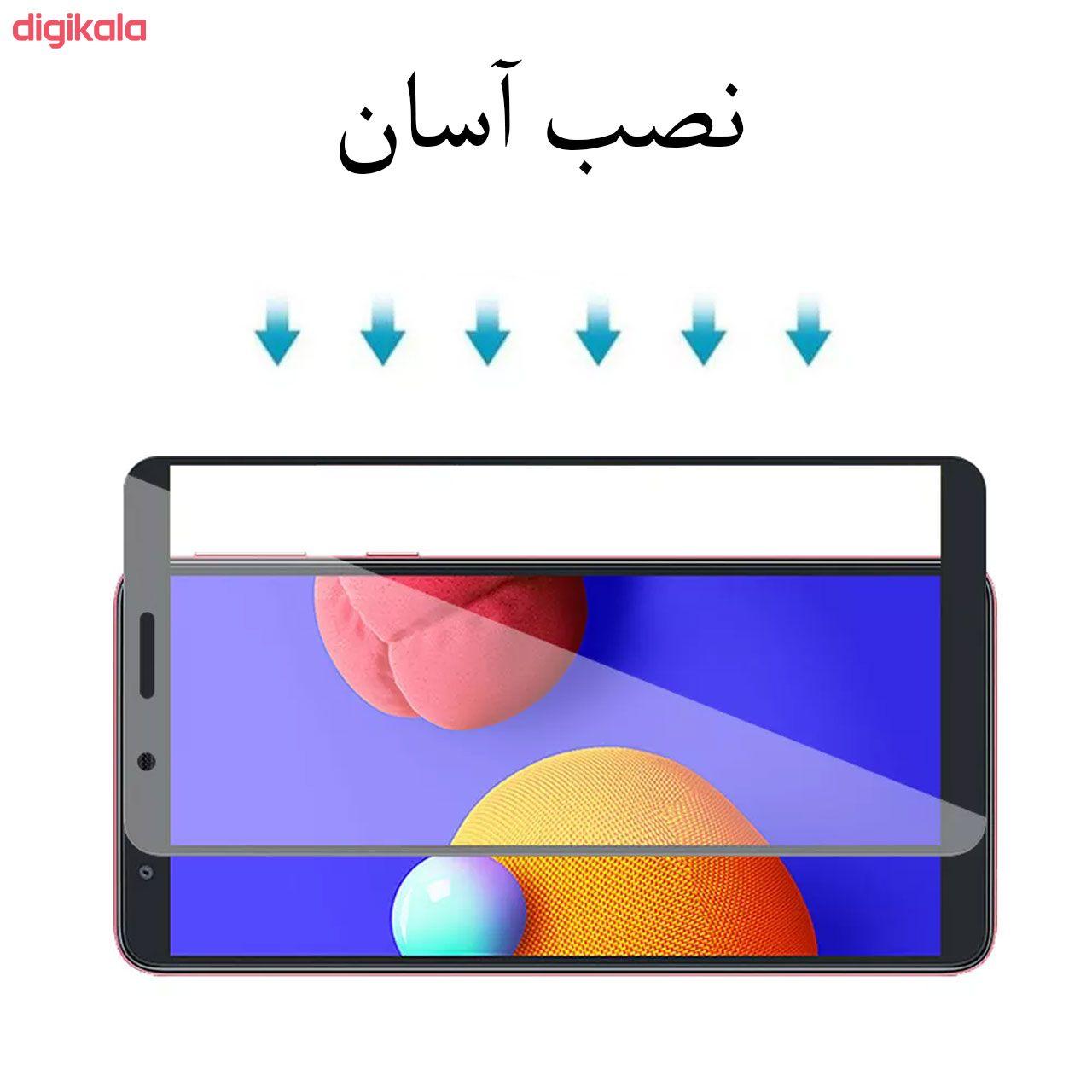 محافظ صفحه نمایش مدل FCG مناسب برای گوشی موبایل سامسونگ Galaxy A01 Core main 1 6