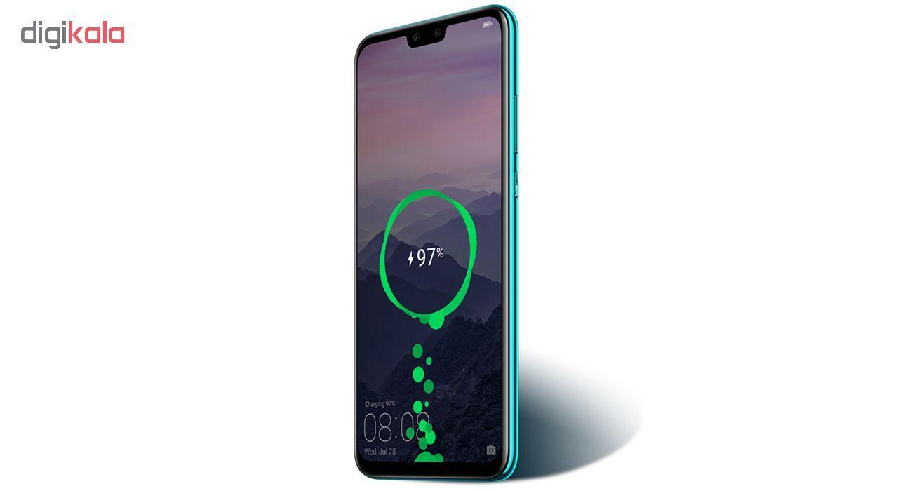 گوشی موبایل هوآوی مدل Y9 2019 JKM-LX1 دو سیم کارت ظرفیت 64 گیگابایت و رم 4 گیگابایت بههمراه شارژر همراه تسکو مدل TP 842N ظرفیت 10000 میلیآمپرساعت main 1 17