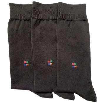 جوراب مردانه کد R304 بسته 3 عددی