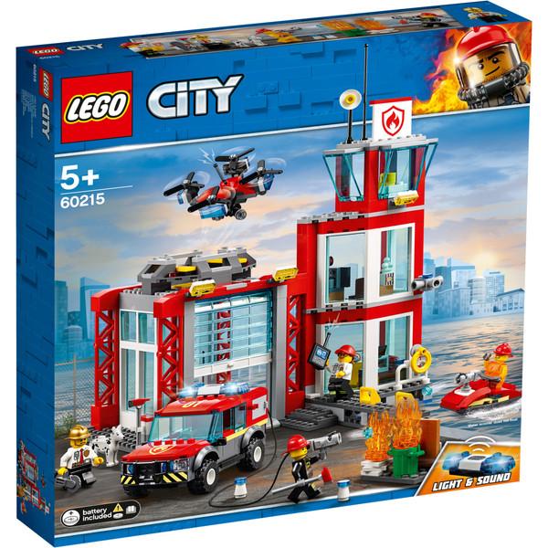 لگو سری City مدل 60215