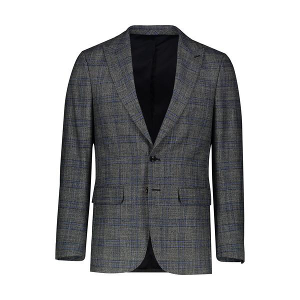 کت تک مردانه ایکات مدل چهارخانه JA1151877