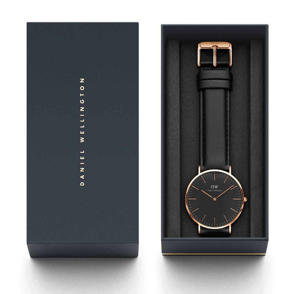 ساعت مچی عقربه ای مردانه دنیل ولینگتون کد DW32              خرید (⭐️⭐️⭐️)