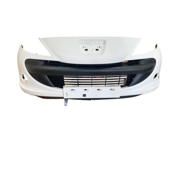 سپر جلو کد 005 مناسب برای خودرو پژو 207
