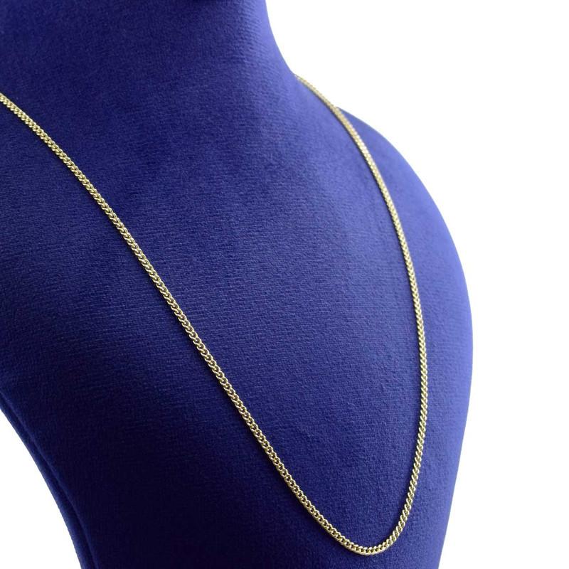 زنجیر طلا 18 عیار زنانه کانیار گالری کد ZK5