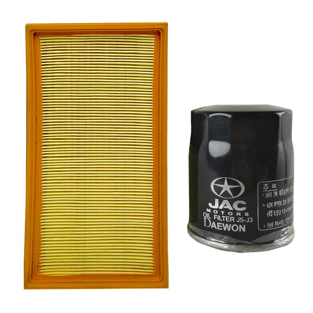 فیلتر روغن تام مدل TW610/51 مناسب برای ریو به همراه فیلتر هوا