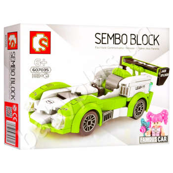 ساختنی سمبو بلاک کد 607035