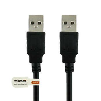 کابل لینک USB2.0  مدل Z-150 طول 1.5 متر