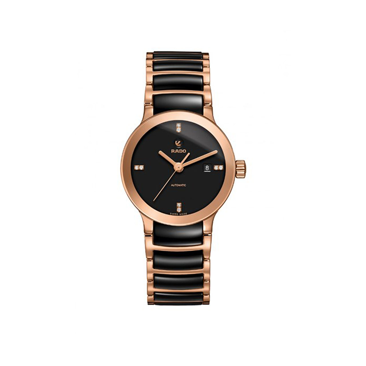 خرید                                      ساعت مچی عقربه ای زنانه رادو مدل 561.0183.3.071