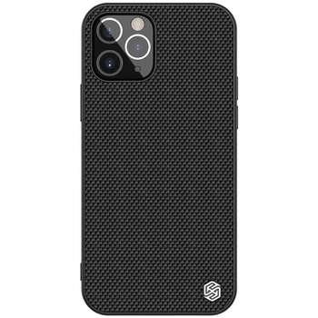 کاور نیلکین مدل Textured مناسب برای گوشی موبایل اپل Iphone 12/12 Pro