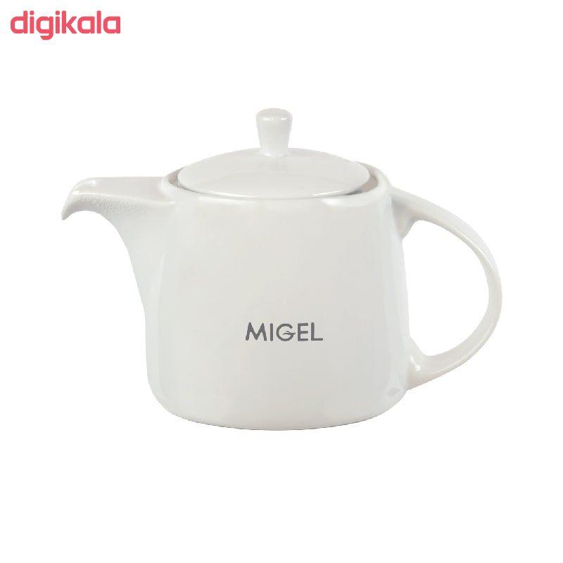 چای ساز میگل مدل GTS 070 - B به همراه قوری چینی هدیه main 1 3