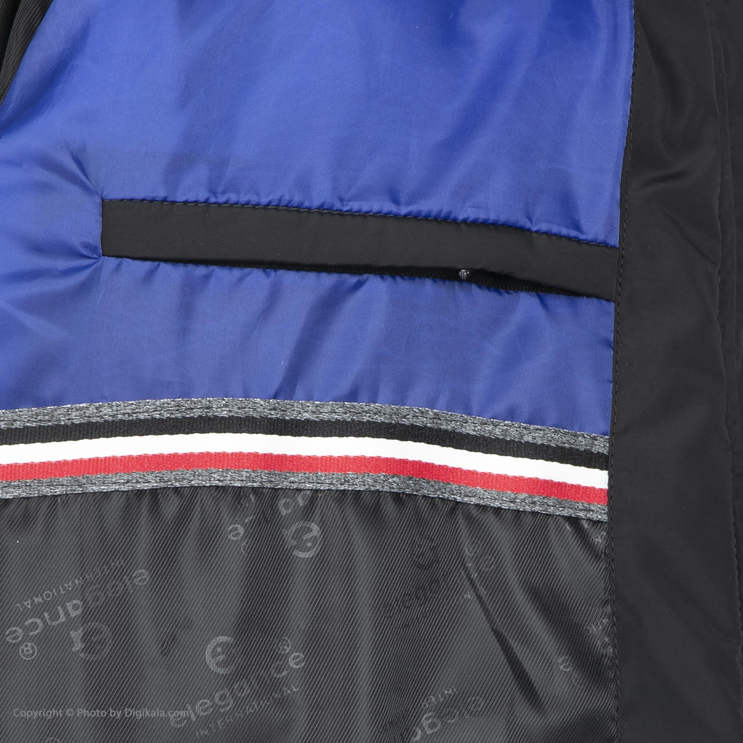 خرید                                     کاپشن ورزشی مردانه بی فور ران مدل 980815-9958