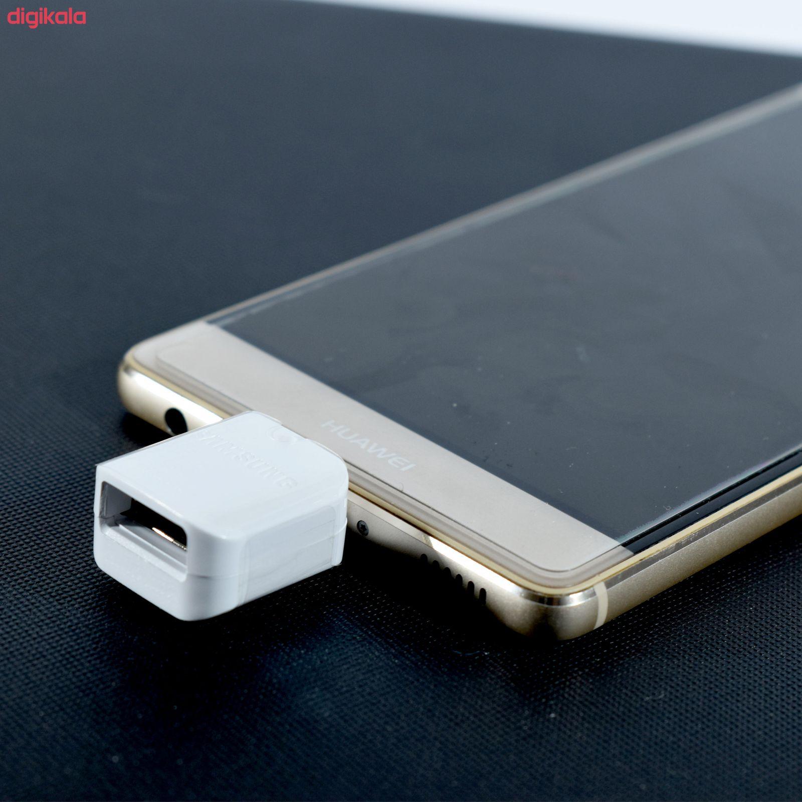 مبدل USB-C OTG مدل USB3/V8 main 1 4