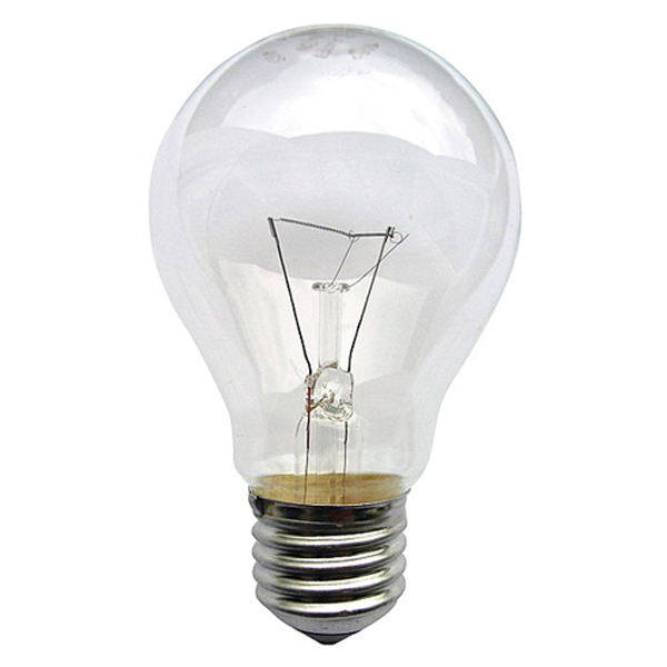 لامپ رشته ای 100 وات پارس شهاب مدل Sm10 پایه E27