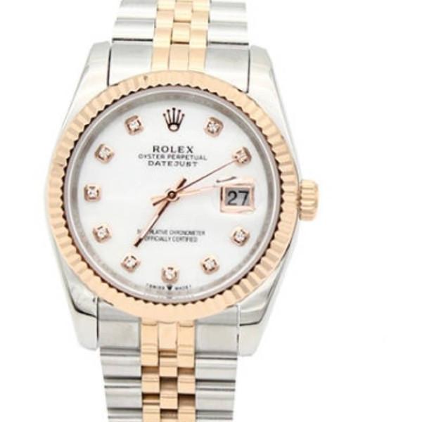 ساعت مچی عقربهای مردانه رولکس مدل دی دیت 54702