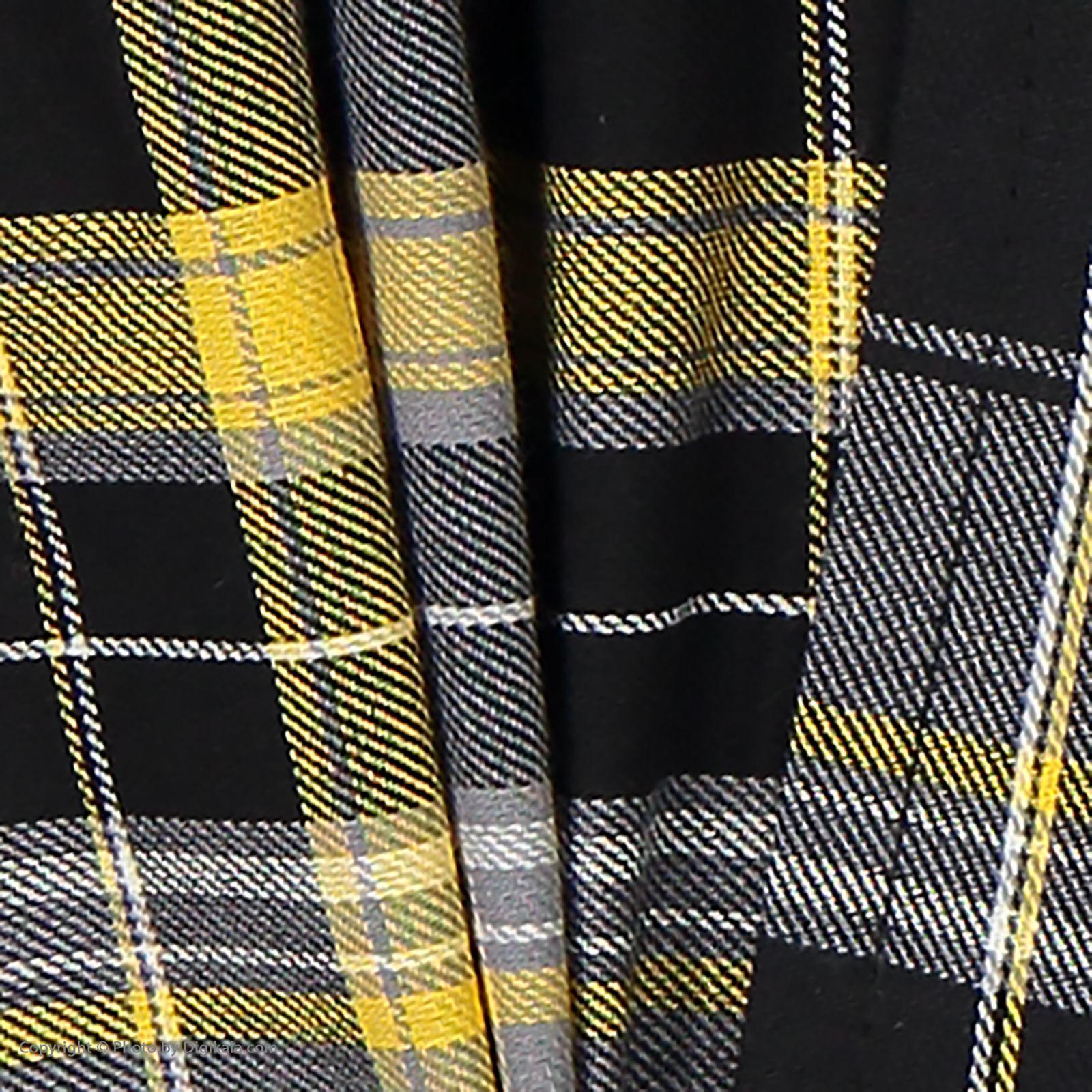 ست تی شرت و شلوارک پسرانه مادر مدل 421-94 -  - 10