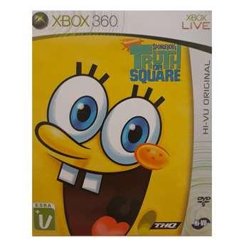 بازی spongebobs مخصوص Xbox 360