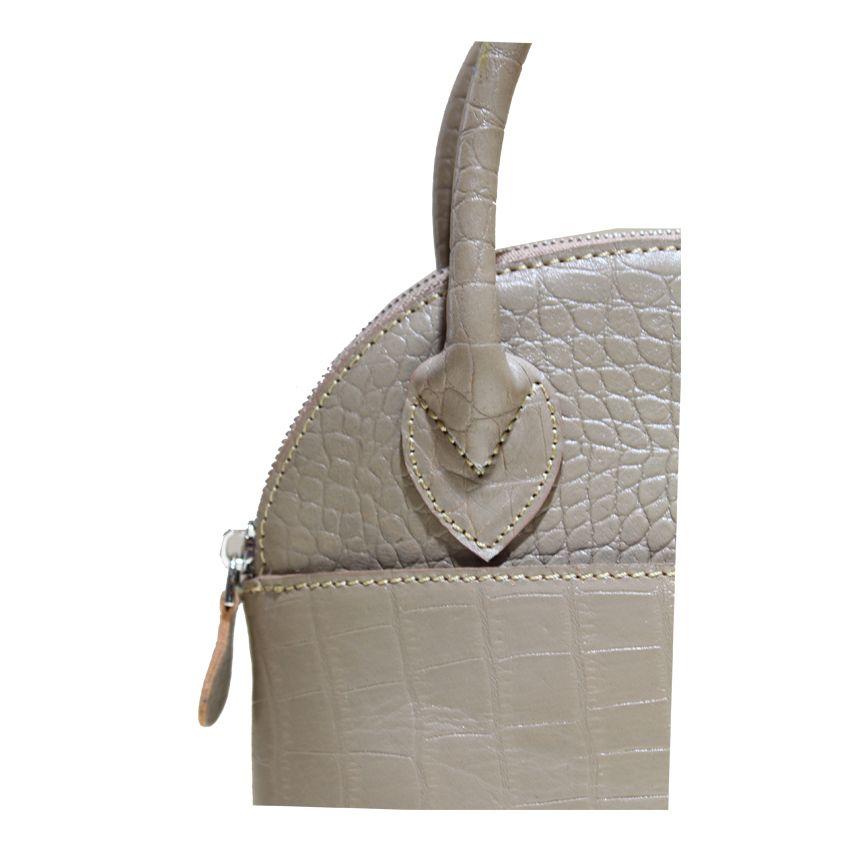 کیف دوشی زنانه چرم آرا مدل d076 -  - 23
